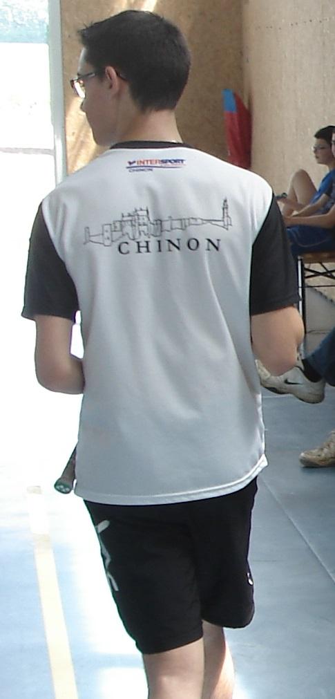 Tee shirt h w